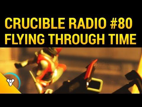 Crucible Radio Ep. 80 - Looking Back, Moving Forward
