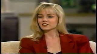 1991 Jennie Garth interview
