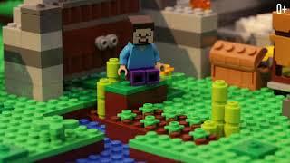 Подборка коротких фильмов LEGO Minecraft