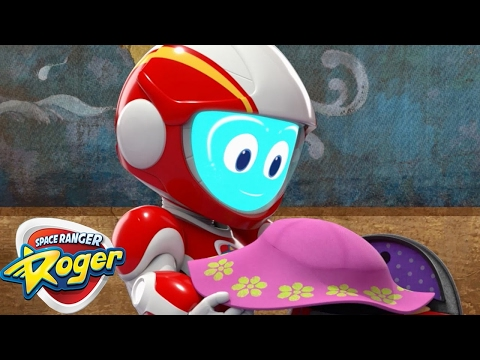 Space Ranger Roger | Hats Off to Roger |...