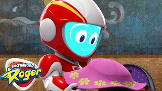 Space Ranger Roger | Hats Off to Roger | HD Full Episodes 12 | Videos For Kids