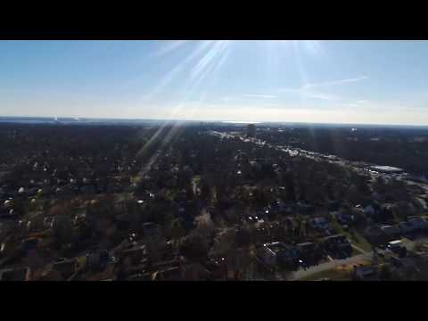 Talleyville DE Winter Day