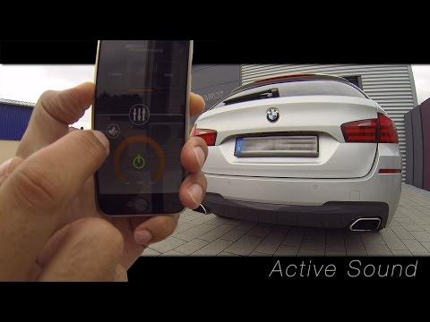 Active Sound App - Bedienungsanleitung und Tutorial