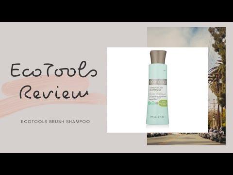 EcoTools Brush Shampoo Review | Product Testing Series