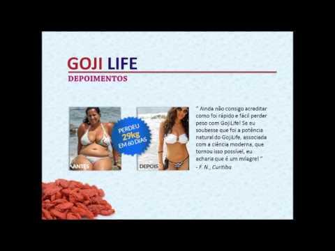 Goji Life Funciona? Goji Life Emagrece?