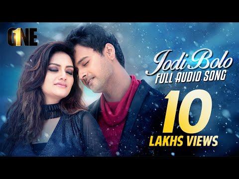 Jodi Bolo | যদি বলো | Full Audio Song | Yash | Nusrat | Arijit Singh | Birsa Dasgupta | Arindom