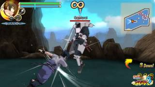 Naruto Storm 3: My Quick Thoughts on Hack N Slash Scan