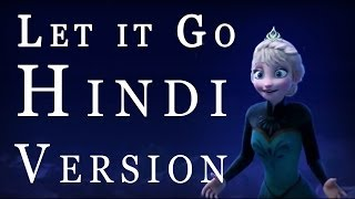 Let it Go (Frozen) - Hindi FREE Download