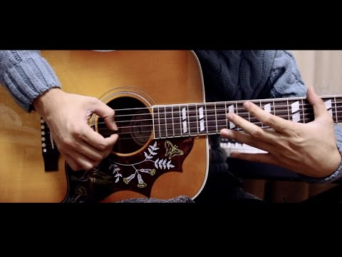 Careless Whisper Fingerstyle Guitar - AcousticSam with Tabs