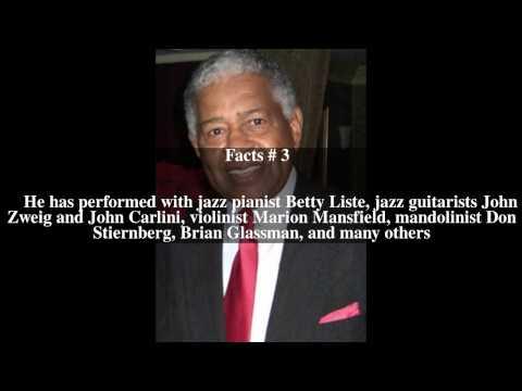 Bill Robinson jazz singer Top # 5 Facts