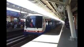 22 11 2012 ขบวนรถไฟฟ า bts emu a 24 4 car train ทำ atb