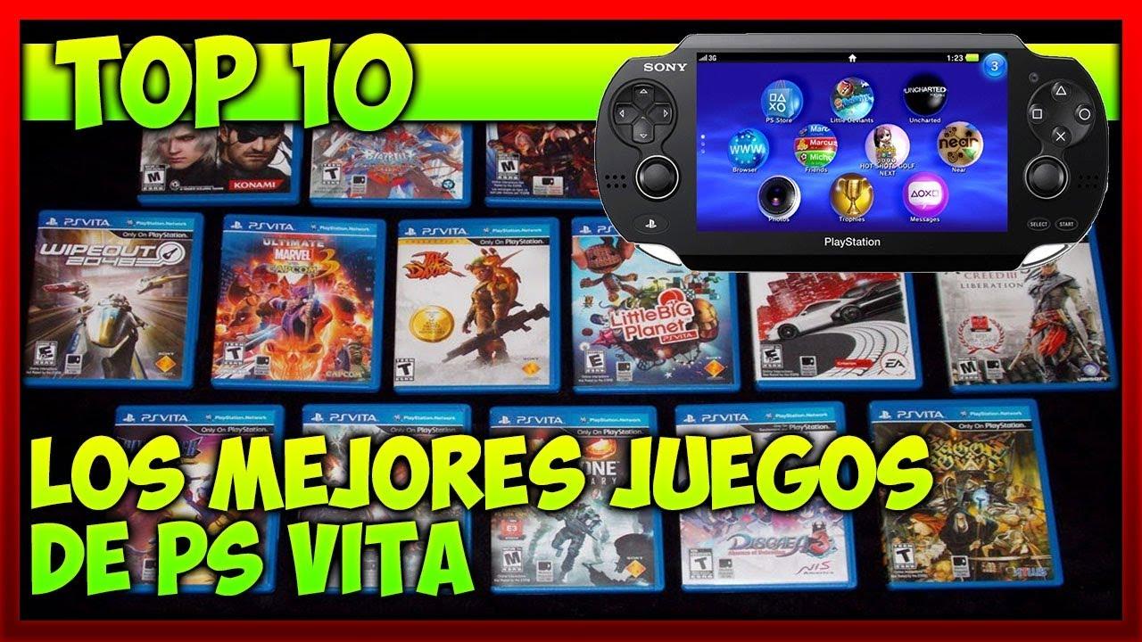 Top 10 Los Mejores Juegos De Ps Vita Recomendado 2018 Youtube