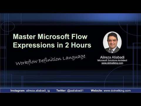 Learn Microsoft Flow Expression in 2 hours (Udemy course)