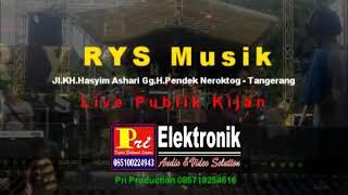 Masih ada ak bersama RYS musik kata mpo ela latah di publik kijan neroktog..latahnya kebangetan ..