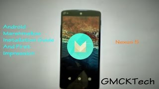 Android 6.0 Marshmallow: Easy Installation Guide (Part 1)