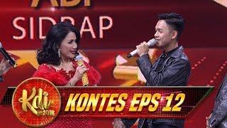 Asyik! Abi Balas Lagu Buat Bunda Rita [PUJA] - Kontes KDI Eps 12 (21/8)