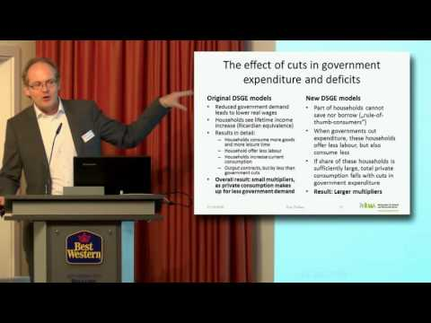 FMM: Towards Pluralism in Macroeconomics? Keynote S. Dullien