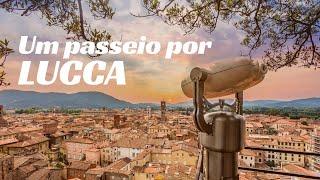 Passeio pela nossa cidade | Feira de chocolate e curiosidades de Lucca