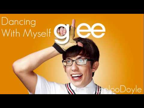 Glee Cast - Dancing With Myself (HQ) [FULL SONG]