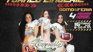 Tazón Lingeria Football Partido 2 León Gto Las Esmeraldas vs Guadalajara