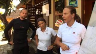 Relax Bali wreck in Czech TV