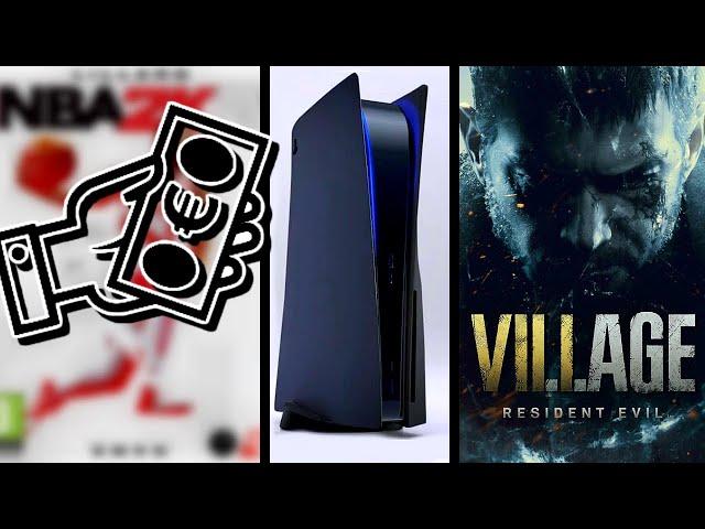 Précommandes PS5, prix jeux PS5 et Xbox Series X, News Resident Evil Village, Far Cry 6...
