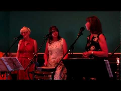 The Gabardine Sisters sing