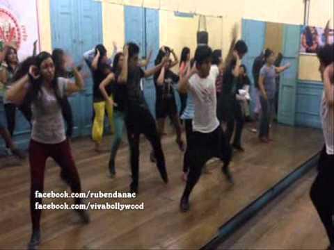 Satakli Choreography - Happy New Year - Master Class Bollywood