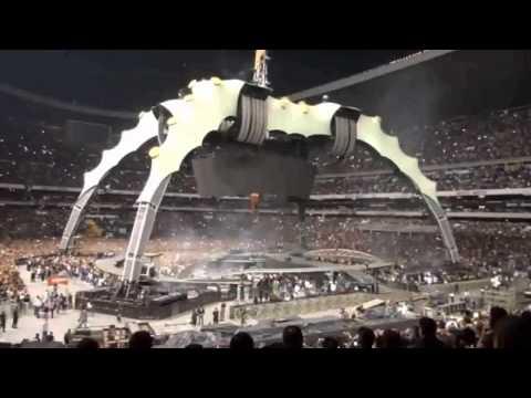 U2 360° Mexico City