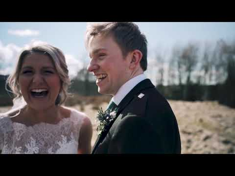 Grant & Rebekah  //  Short Wedding Teaser  // Shot with Sony a6500, Sigma 16mm f1.4 & MOZA Aircross