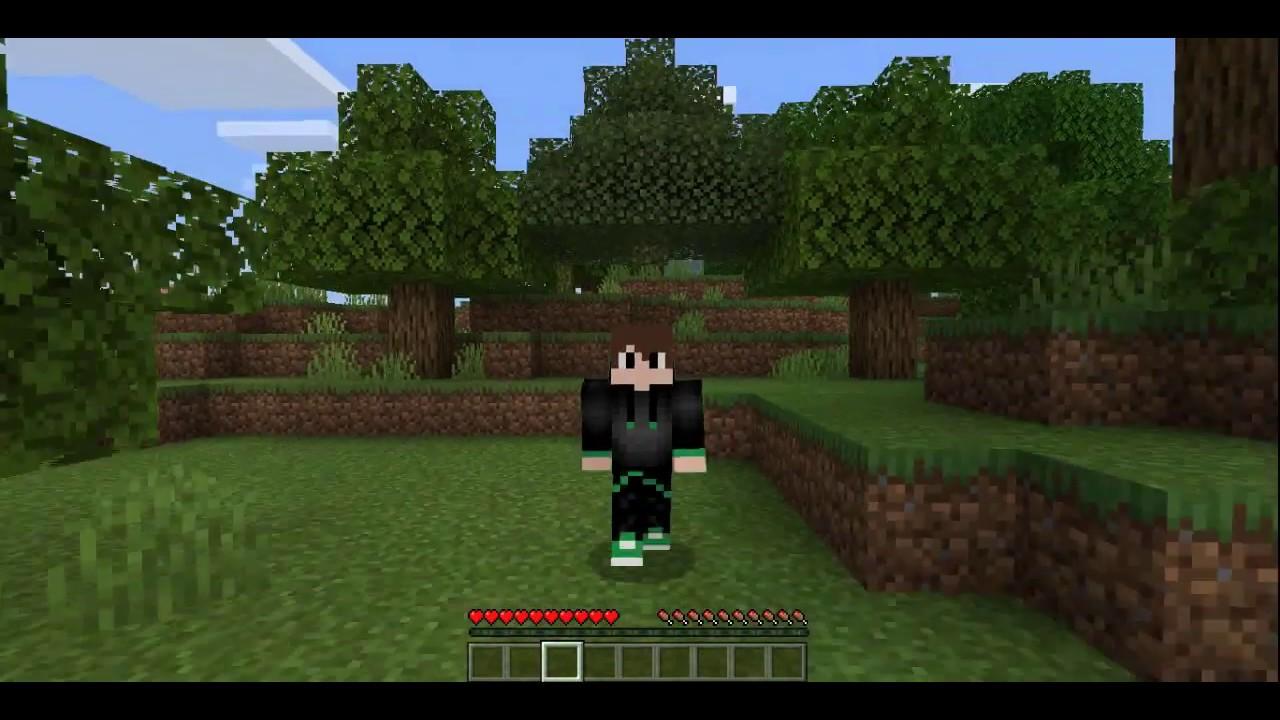 Minecraft Bedrock demo - YouTube
