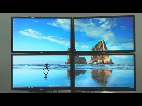 How to Use a DisplayPort Multi-Stream Transport (MST) Hub for multiple monitors