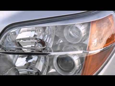2008 Honda Pilot Vp 3 5l V6 4wd Abs Traction Control Youtube