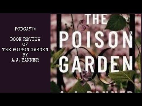 The Poison Garden Aj Banner