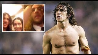 Bizarre Moment Carles Puyol is attacked with huge sex toy by women| Barcelona Legend