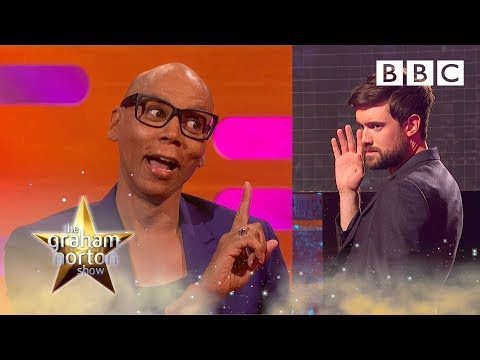 RuPaul unleashes Jack Whitehall's inner queen! | The Graham Norton Show - BBC