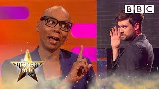 RuPaul unleashes Jack Whitehall's inner queen! | The Graham Norton Show - BBC
