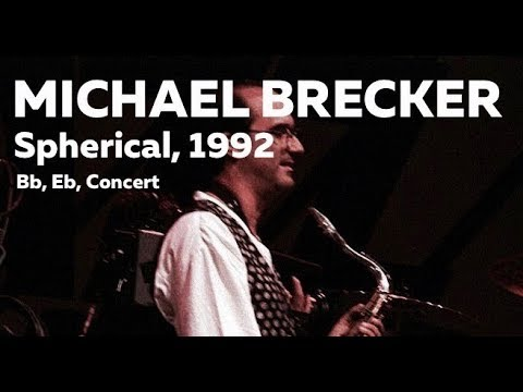 Michael Brecker: