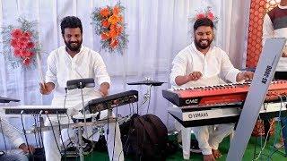 Goppa Dhevuda Hosanna Ministries Insturmental Song    Sandy Keys    Noel Pads