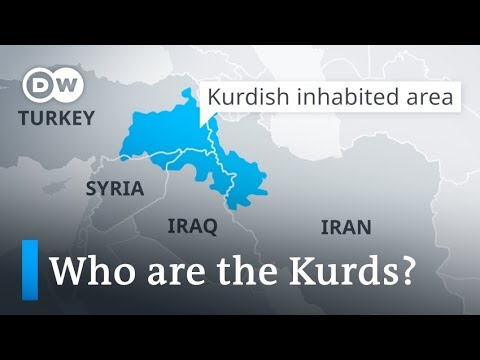 Who are the Kurds and why don't they have their own country? | DW News