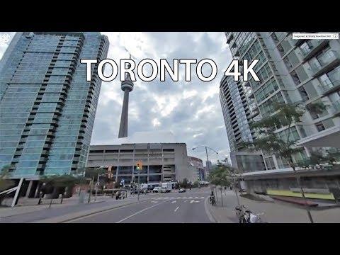 Driving Downtown 360 - Toronto