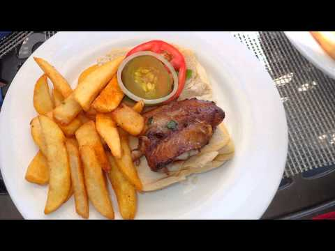 Sandals Whitehouse Jamaica - Food October 2014