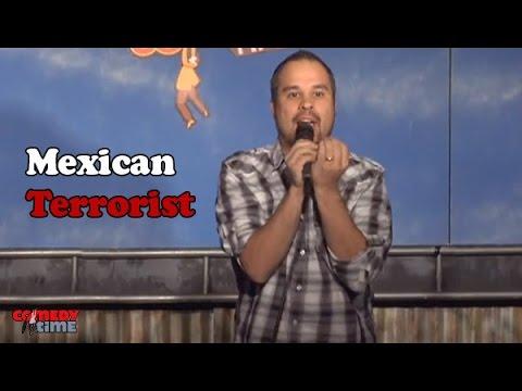 Manny Maldonado - Mexican Terrorist (Stand Up Comedy)