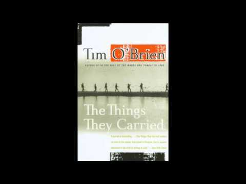 an analysis of bravery and effects of war in the things they carried by tim obrien Read this essay on rhetorical analysis of the things they in the things they carried, tim o'brien with war and the harsh effects soldiers are.