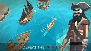 PIRATE WORLD: OCEAN BREAK - iOS / Android - FIRST GAMEPLAY