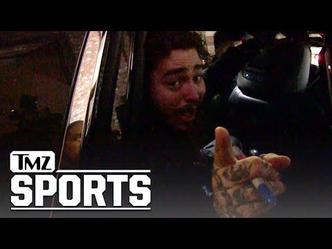 Post Malone Says Ezekiel Elliott 'Did Nothing Wrong,' Free Zeke! | TMZ Sports
