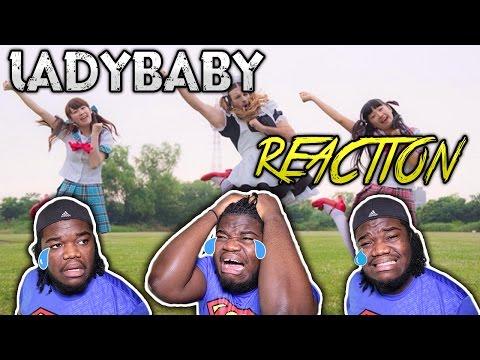 LADYBABY - NIPPON MANJU : REACTION!!