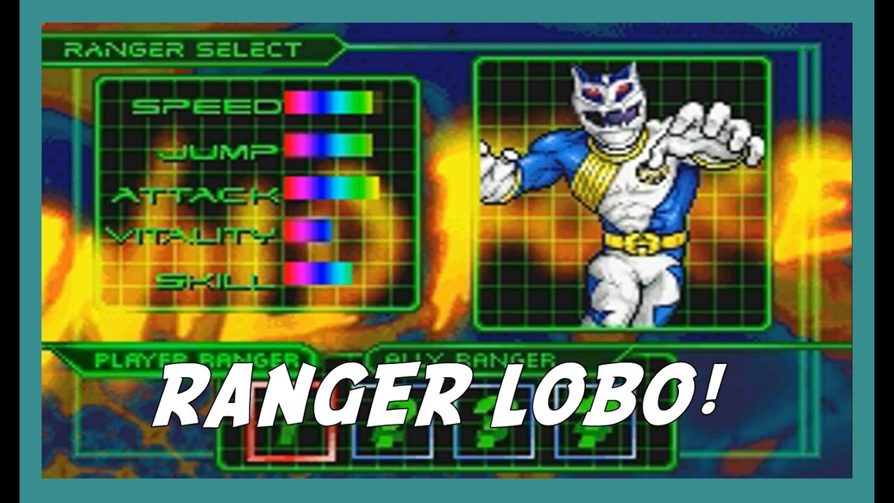 Power Rangers Forca Animal 05 Ranger Novo Youtube