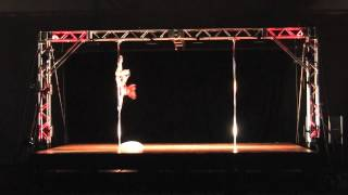 The Great MidWest Pole Dance Competition and Convention 2012 - Karol Helms Performance