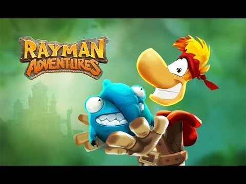 Download And Install Rayman Adventures On PC [Android Version]